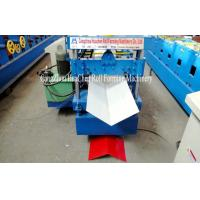 Professional Metal Roll Form Equipment With Cage Safety Hood , 5.5 Kw Forming System