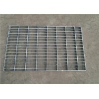 Wholesale Hot Dipped Galvanized Pressure Locked Grating , Heavy Duty Metal Floor Grates from china suppliers