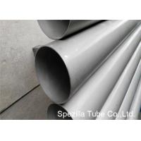 China Cold Drawn Seamless Stainless Steel Tubing Heavy Wall Pipe ASME B36.19M / ASME B36 10M on sale
