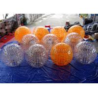 China Outdoor Inflatable Garden Toys Hamster Inflatable Zorb Ball For Sport Games on sale