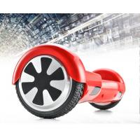 Buy cheap Bluetooth 2 Wheel Smart Balance Scooter Red Self Balance Hoverboard from wholesalers
