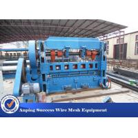 Wholesale High Efficiency Expanded Metal Mesh Making Machine Advanced Design 1m Width from china suppliers