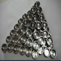 Wholesale Zr 702 Zirconia Crucibles for Consistent, High Temperature Melting R60702,R60704,R60705 from china suppliers