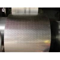 Wholesale Anodized Non Ferrous Embossed Aluminium Sheet With Five Bar Alloy 3003 from china suppliers