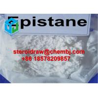 Wholesale Legal Prohormones Steroids Epistane Muscle Building Anabolic Powder from china suppliers