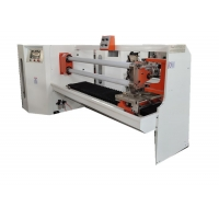 Wholesale Cold Water YUYU 2 Shaft OPP Tape Roll Cutting Machine from china suppliers