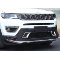 Buy cheap JEEP All New Compass 2017 Front Bumper Guard And Rear Bumper Guard from Wholesalers