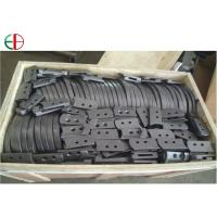 Buy cheap NiCr White Iron Blade Investment Castings ASTM A532 Class I Type C EB3539 from wholesalers