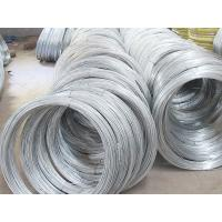China BWG 22 Galvanized Iron Wire 7kg for sale