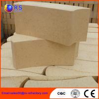 Buy cheap Arc Shaped High Alumina Brick For Cement Industry , Power Plant , Steel Plant from Wholesalers