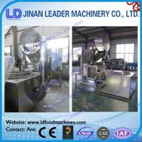 Wholesale Fried wheat flour snacks process line automatic type from china suppliers
