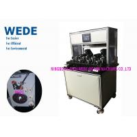 Wholesale Quick Running Ceiling Fan Motor Winding Machine With Less Wire Delta HMI from china suppliers