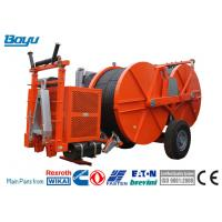 Buy cheap TY2x80 130hp Hydraulic Cable Tensioner Max Tension 2x100kN / 1x200kN from wholesalers