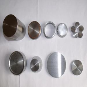 Quality Astm B550 Zr 702 Zirconium TargetHigh Purity Zirconium Sputter Target 99.95% Zr for sale