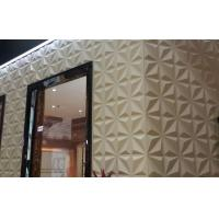 China Light Weight  3d PVC Wall Panels Sound Insulation Wall  Board  for Sopraporta on sale