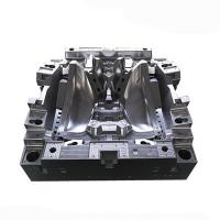 China Single / Multi Cavity Plastic Injection Moulding Tool / Auto Bumper And Dashboard Parts on sale
