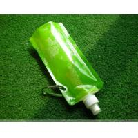 Wholesale Custom Printing Reusable Drinking Water Bags , Water Weight Bag For Sport from china suppliers