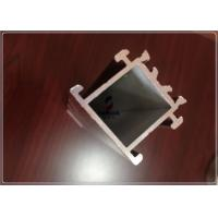 China 6063 T5 / T6 Structural Aluminum Profiles T Slot Square Hollow OEM 40 X 40 MM for sale