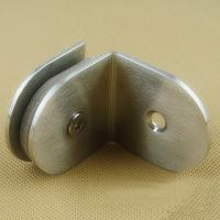 Wholesale Round Glass Clip - 90° Glass to wall from china suppliers