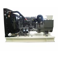 Quality Water Cooling 500 Kw Fuel Tank Generator With Inline Type Waste Gas Turbine Boost for sale
