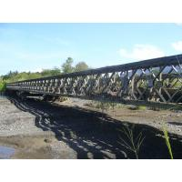 Wholesale Permanent Bailey Bridge / Steel Frame Bridge With Simple structure from china suppliers