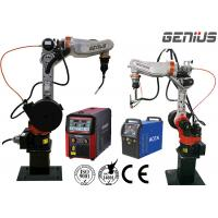 6 Axis Arc Welding Robot Fast Speed Industrial Application Powerful High Rotation for sale