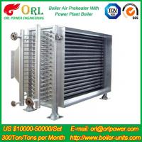 Wholesale Heat Preservation CFB Boiler Natural Gas Air Preheater APH 260MW Station Preheater from china suppliers