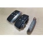 China 5 BUTTON Jaguar Remote Control Key , HK83-15K601-AB 434mhz Jaguar Smart Key for sale