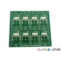 Wholesale Small Green Solder Heavy Copper PCB Board Manufacturing With LF HASL from china suppliers