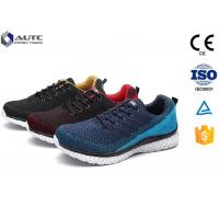 Wholesale Lightweight Sport PPE Safety Shoes  Anti Slip Electrical Resistance S1 SB S3 from china suppliers