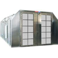 China Automotive Spray Paint Booths HX-800 on sale