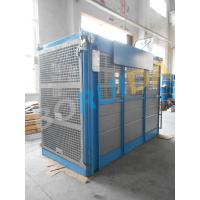 Wholesale 2000kg Double Car Industrial Elevators Construction Material Handling Equipment from china suppliers