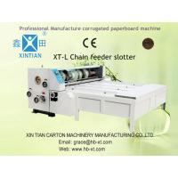 China Paperboard Paper Slitter Machine Slotting , Remote Diagnosis System on sale