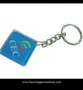 Newest acrylic Keychain design,cheapest hot clear acrylic keychain with custom logo