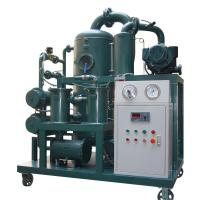Quality 2018 Newest High Standard Quality Vacuum Dehydration Transformer Oil Purifier for sale