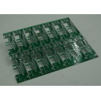 Wholesale 14 Array Per Pannel PCB Board Fabrication with V Cutting / Scrap Rails from china suppliers