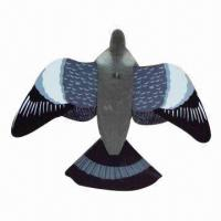 Buy cheap Flying pigeon blow plastic shooting pigeon decoy for hunting, garden decoration  from wholesalers
