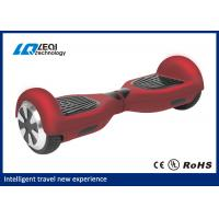 Buy cheap 36v 4400mah Smart Balance Hoverboard , Self Balancing 2 Wheel Electric Scooter from wholesalers