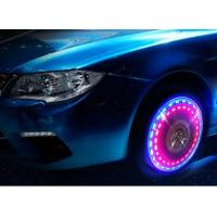 Wholesale Super Waterproof Solar Car LED Wheel Light 2015 from china suppliers