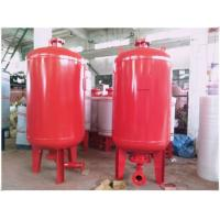 Wholesale Excellent Sealability Diaphragm Pressure Tank , Pressurized Water Storage Tanks from china suppliers