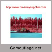 Quality Wholesale China Outdoor Military Anti IRR Radar Multi-spectral Camouflage net for sale