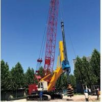 Buy cheap 199 Kw Hydraulic Pile Machine SD2200 / Drilling Rig Equipment Energy Saving from wholesalers