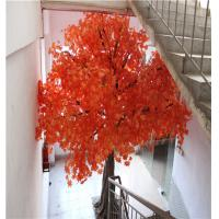 Buy cheap artificial plant artificial flower White artificial cherry blossom tree / fake from wholesalers