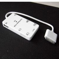 Wholesale USB Card Reader + USB Hub COMBO For Apple iPad Series Camera Connection Kit mobile phone accessories from china suppliers