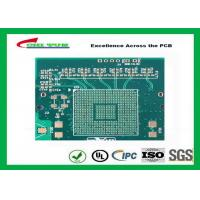Wholesale Custom Circuit Board Gold Finger Bevel FR4 IT180 10 Layer PCB from china suppliers