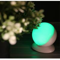 Wholesale Round Shape Wireless Motion Sensor Night Light , USB Powered Led Lights For Decorating from china suppliers