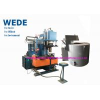 Wholesale Aluminum Die Casting Machine With Electric Oven , Automatic Casting Machine from china suppliers