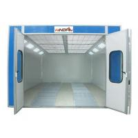 Wholesale Diesel Burner Auto Spray Booths Galvanized Steel Sheet Basement WD-904 from china suppliers