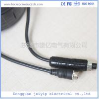 Wholesale Rear View Female To Male Backup Camera Cable 4 Pin With Customized Length from china suppliers