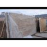 Gold Polished Granite Natural Stone Slabs 126MPa Compressive Strength for sale